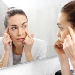 Trattamenti per il viso a Vicenza: il problema delle borse...agli occhi